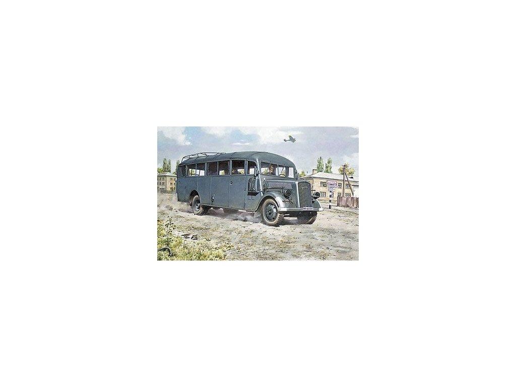 Opel 3.6-47 Omnibus 1:72