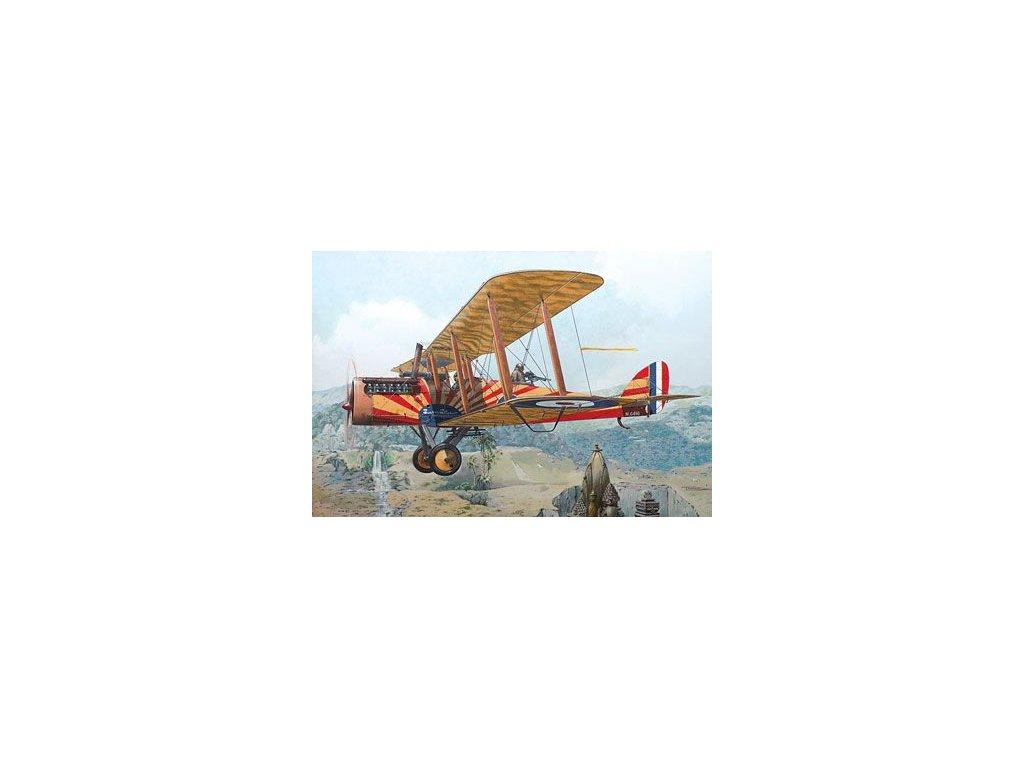 Airco (de Havilland) D.H.4 w/Puma 1:48