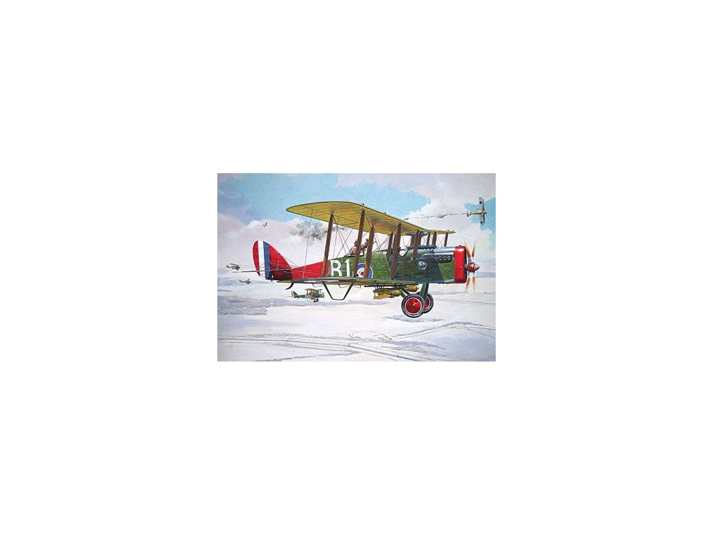 De Havilland D.H.4 1:48