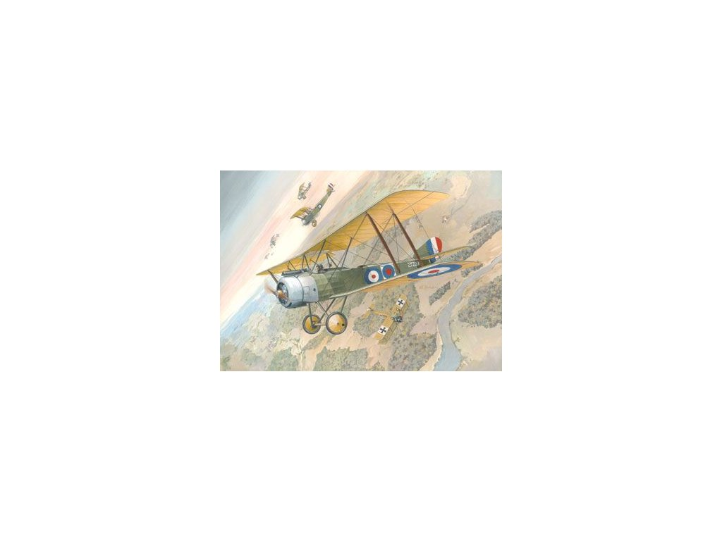 Sopwith 11/2 Strutter two-seat 1:48