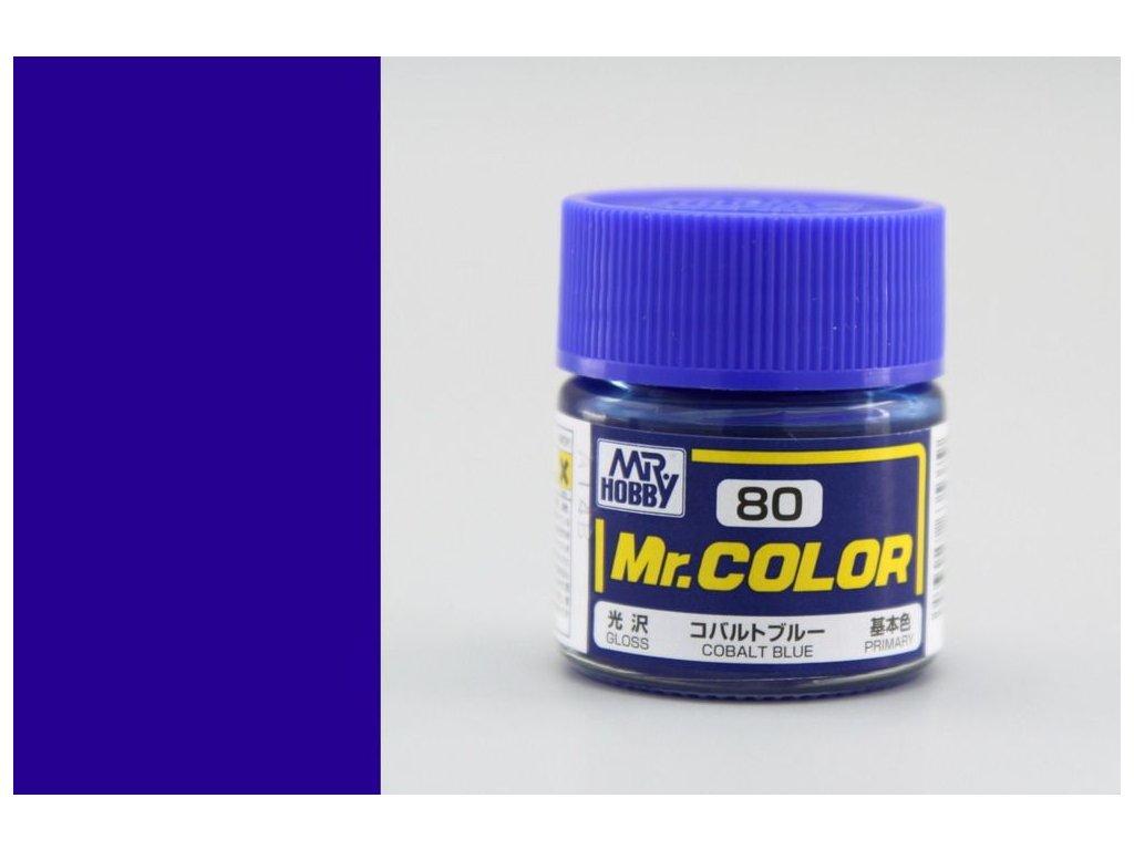 C080 Cobalt Blue - Kobaltová modrá