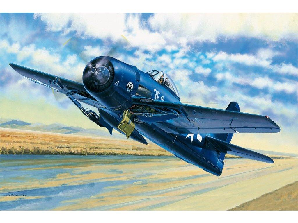 F8F-1 Bearcat 1:48