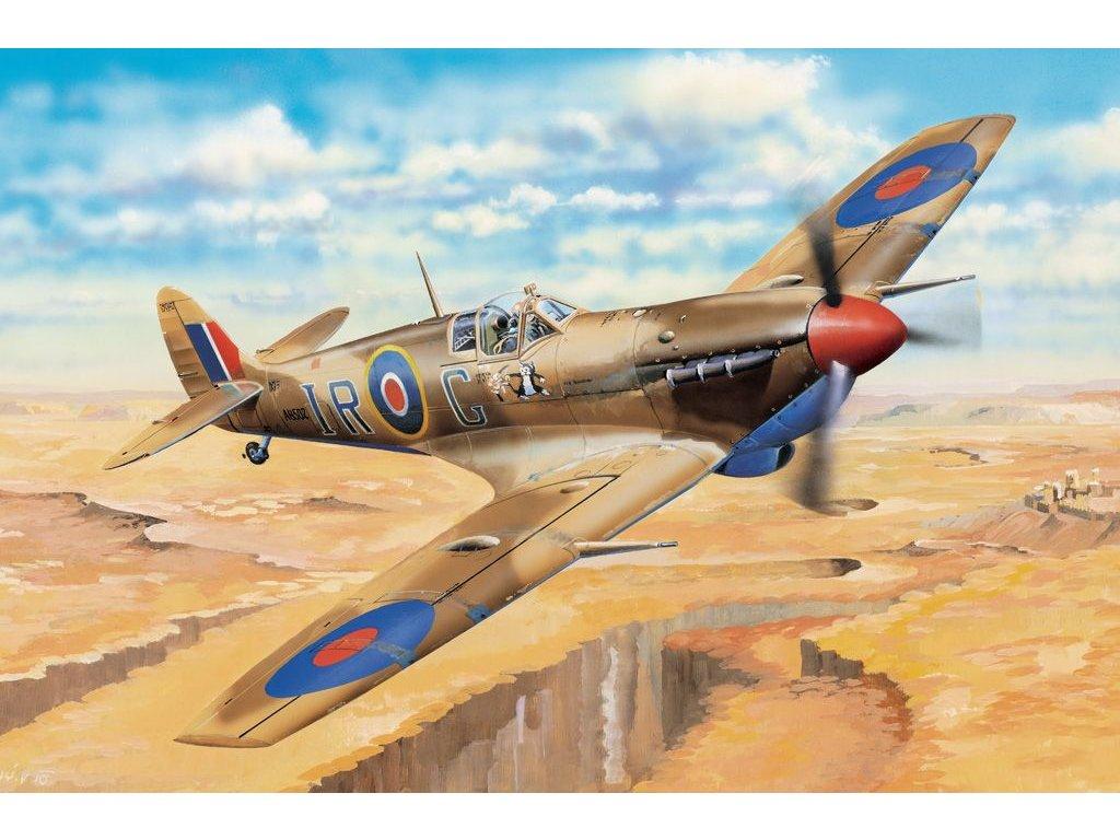 Spitfire MK.Vb/ Trop 1:32