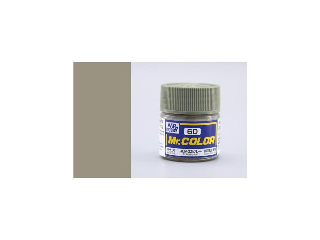C060 RLM02 Gray - Šedá