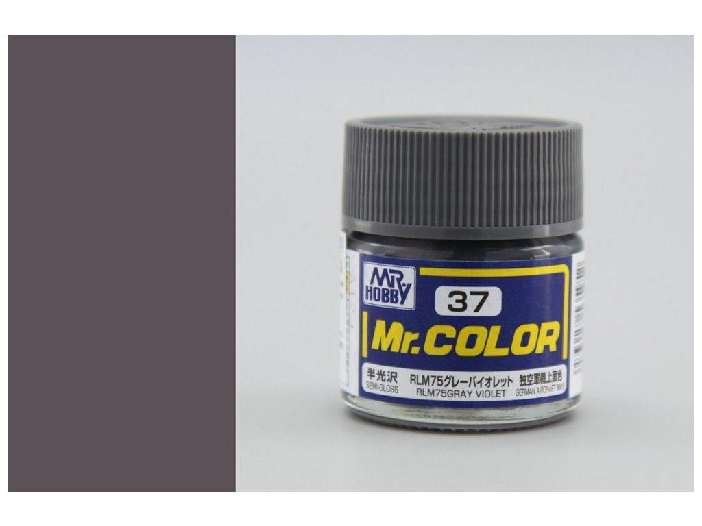 C037 RLM75 Gray Violet - Šedo fialová