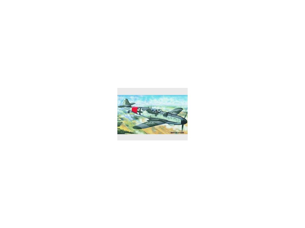 Messerschmitt Bf 109 G-6 1:24