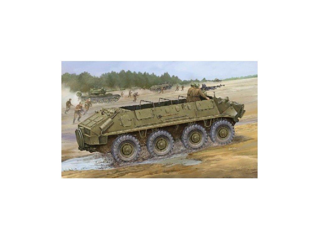 BTR-60P APC 1:35