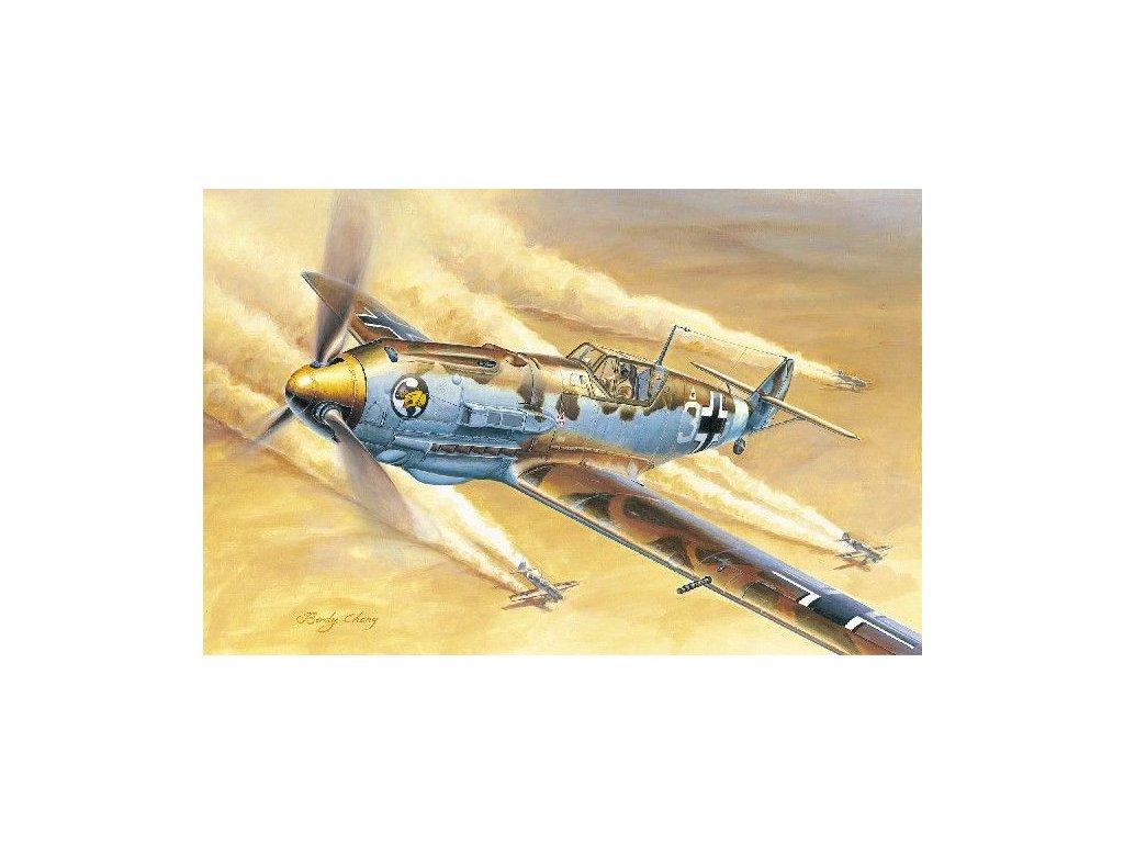 Messerschmitt Me Bf 109E-4 Trop 1:32