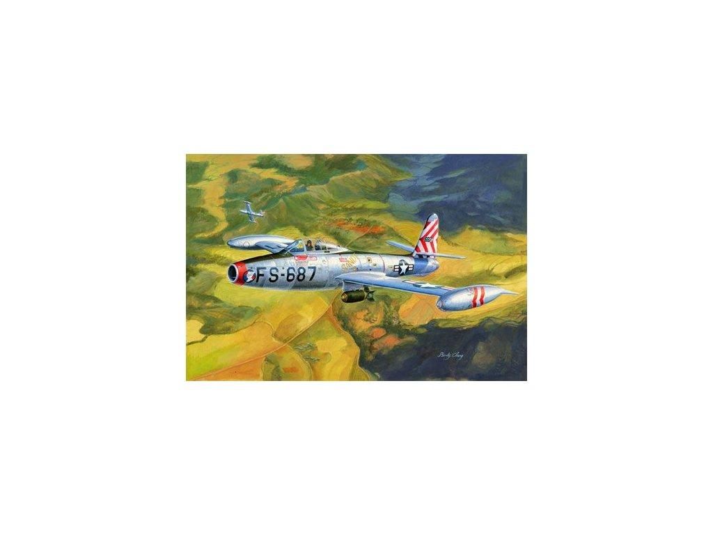 F-84E Thunderjet 1:32