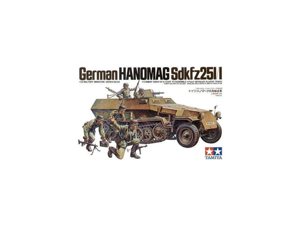 Hanomag Sd.Kfz. 251/1 1:35