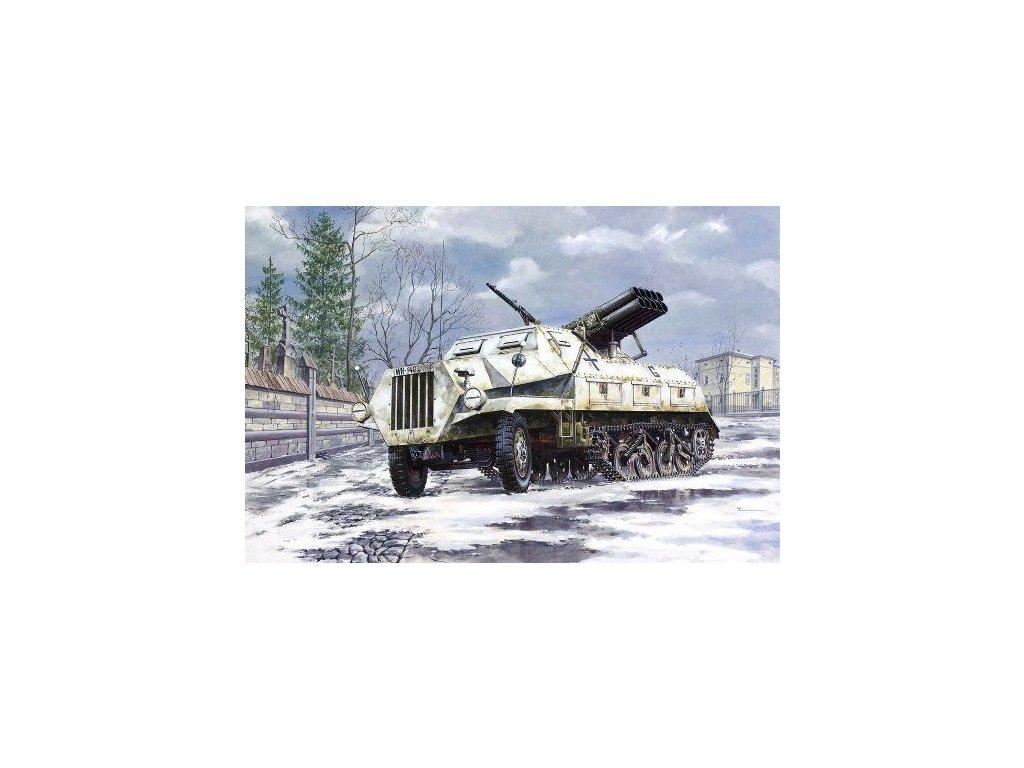 Panzerwerfer 42 (early) 1:72