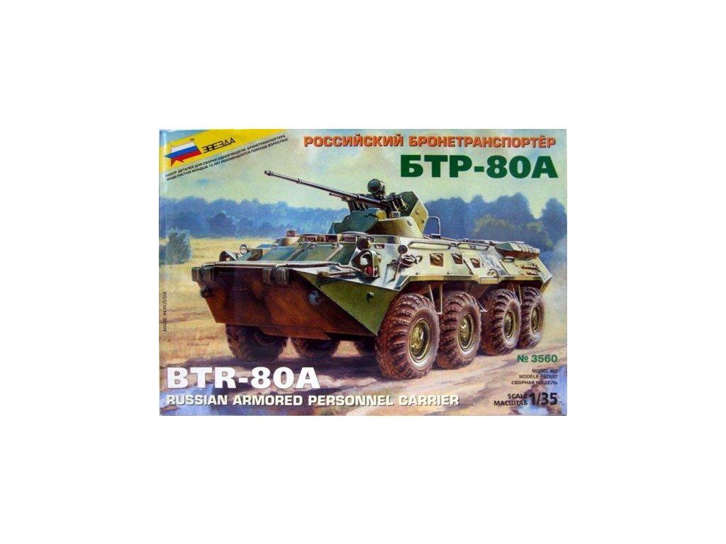 BTR-80A 1:35