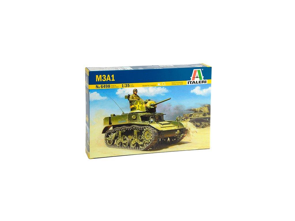 Model Kit tank 6498 M3A1 1 35 a64214319 10374