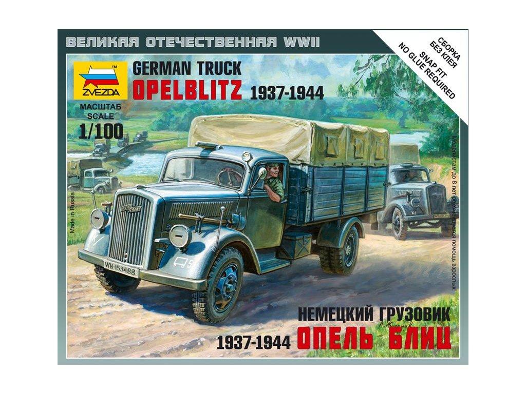 Opel Blitz 1:100