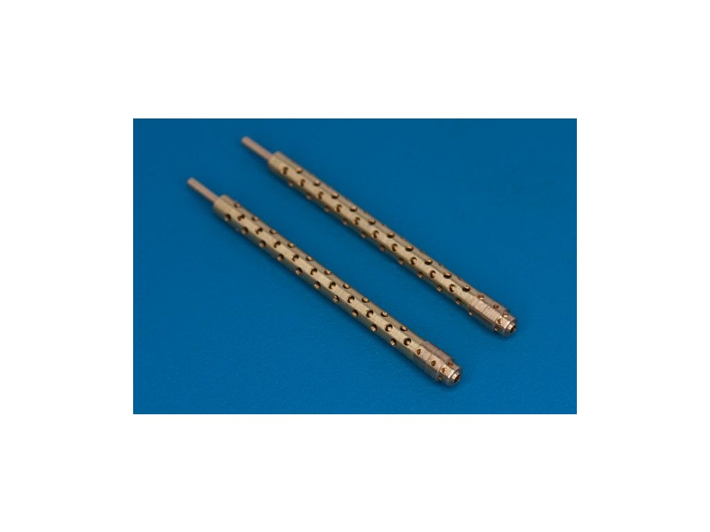 7,7mm Japanese MG Type 97, set of 2 barrels 1:32
