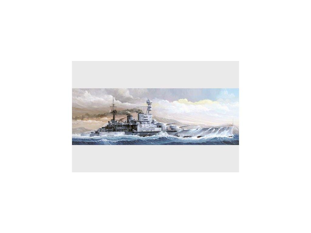 HMS Repulse 1941 1:350