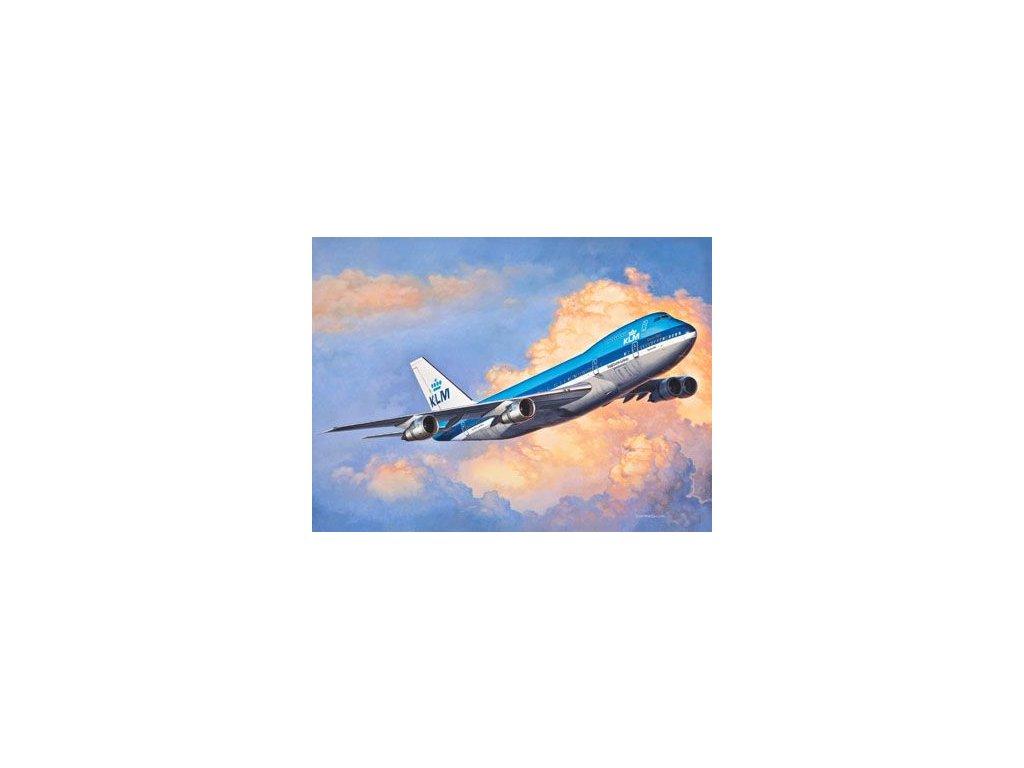 Boeing 747-200 1:450