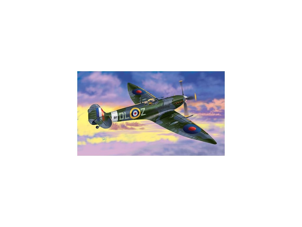 Spitfire Mk. VI 1:72