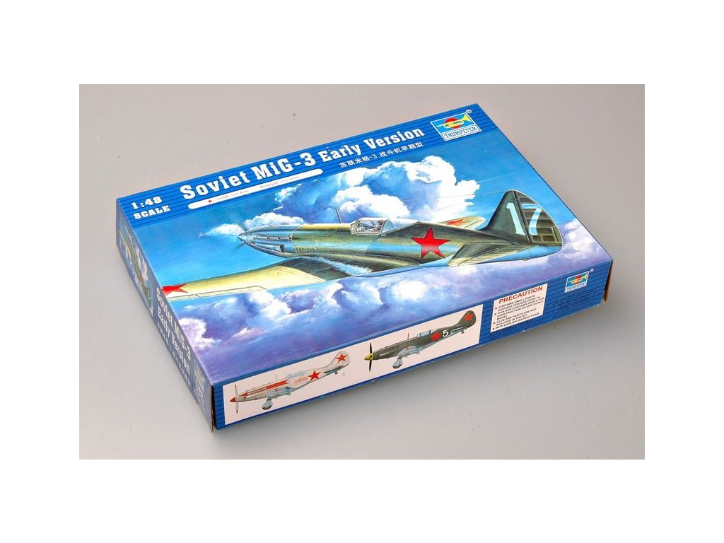 Mig-3 early 1:48