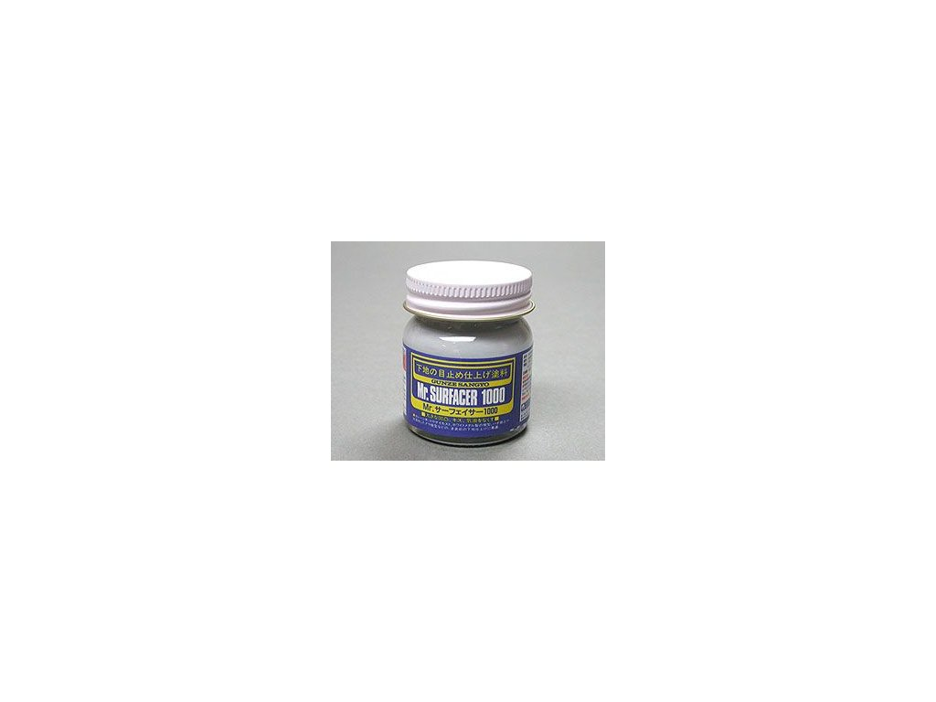 Mr.Surfacer 1000 - Striekací tmel 40 ml