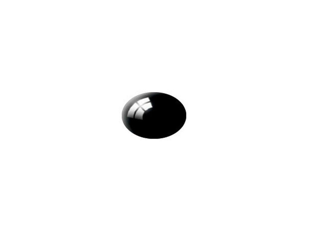 Aqua Color 07 čierna