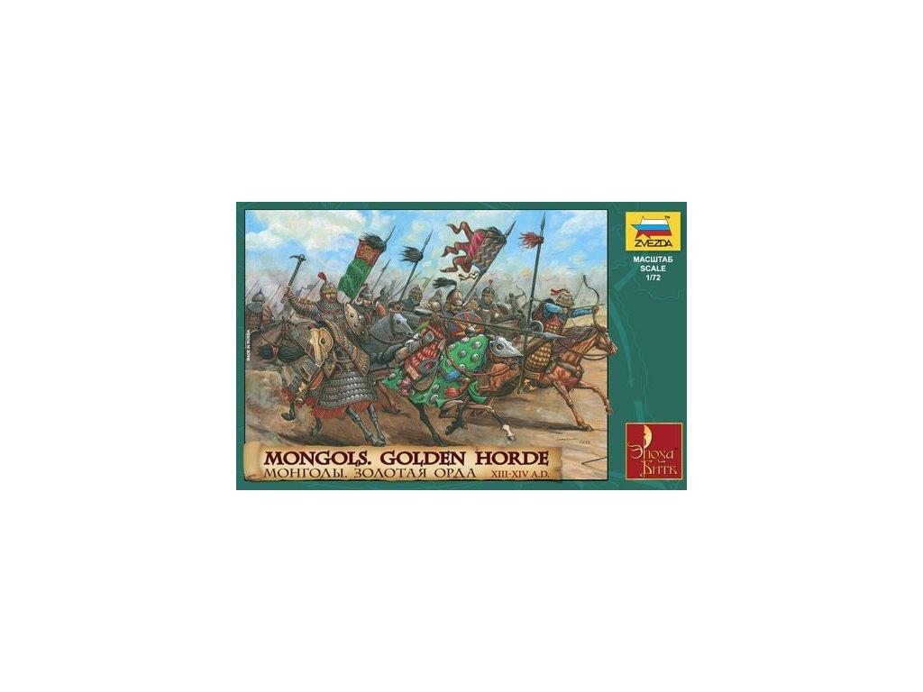 Mongols / Mongoli, Zlatá horda 1:72