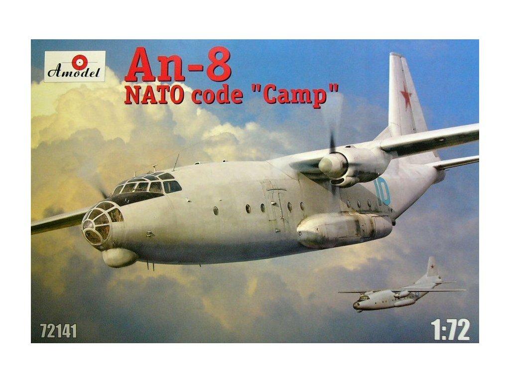 Antonov An-8 1:72
