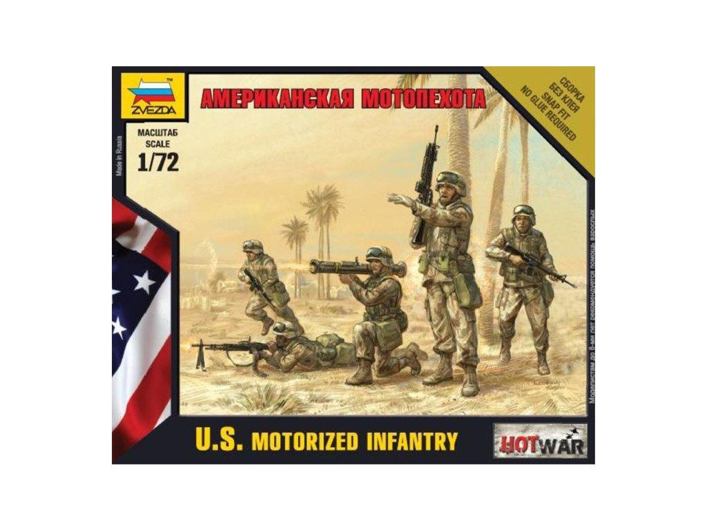 US Mech. Infantry 1:72
