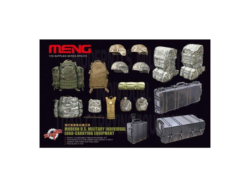 Modern U.S. Military Individual Load-Carrying Equipment 1:35