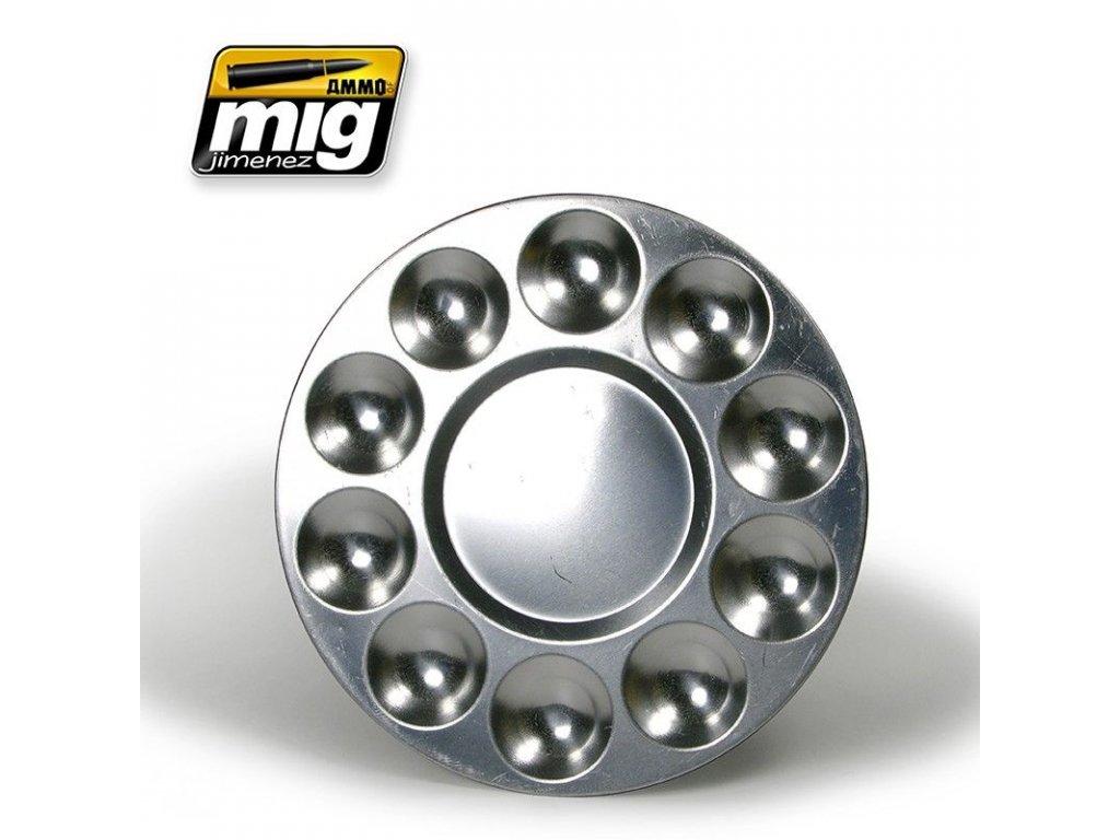 Aluminium Pallet (10 wells)