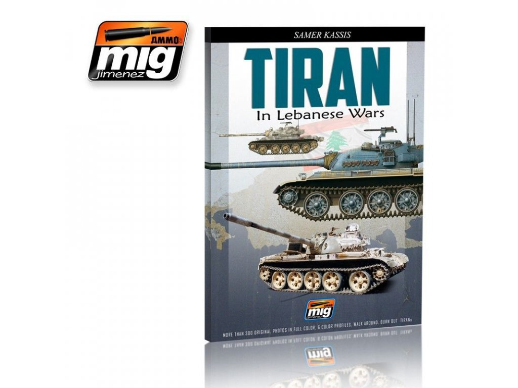 TIRAN in lebanese wars (English Version)