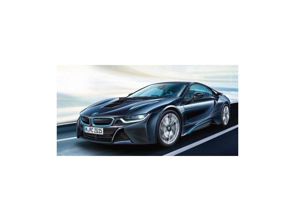 BMW i8 1:24