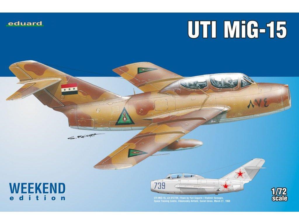 UTI MiG-15 1:72