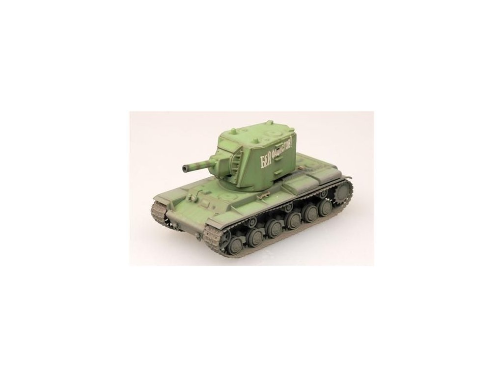 KV-2 Model 1939 Tank Russian Army 1:72