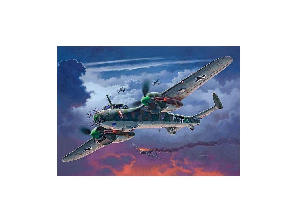 Dornier Do215 B-5 Nightfighter 1:48