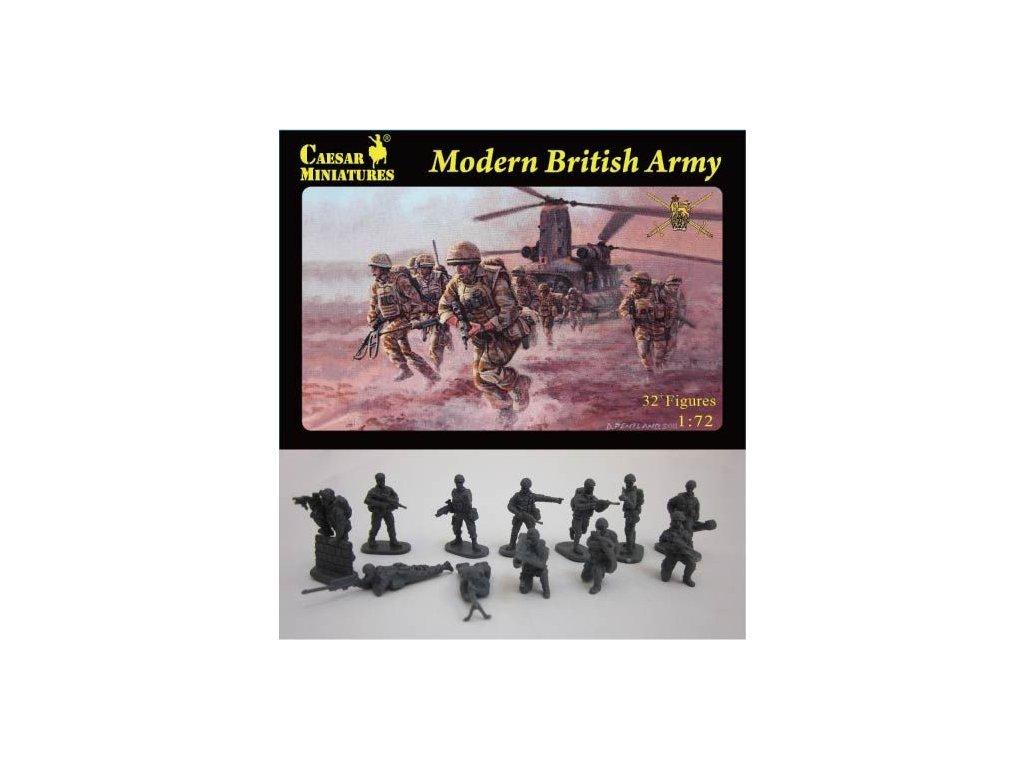 Modern British Army 1:72