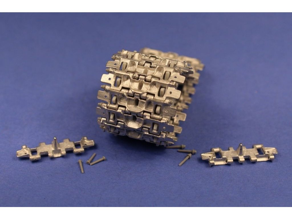 Workable Metal Tracks for Russian T-10, T-10M 1:35