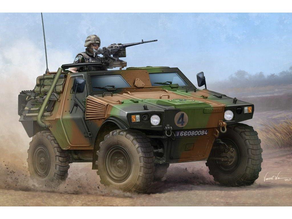 French VBL Armour car 1:35