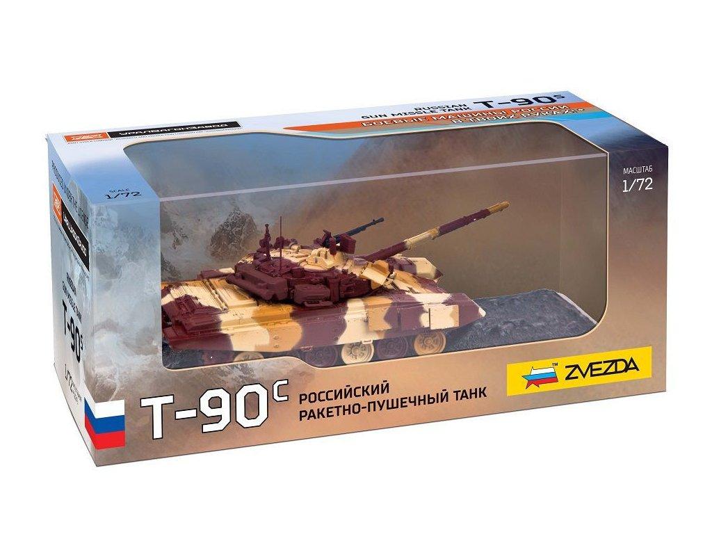 Tank T-90 1:72