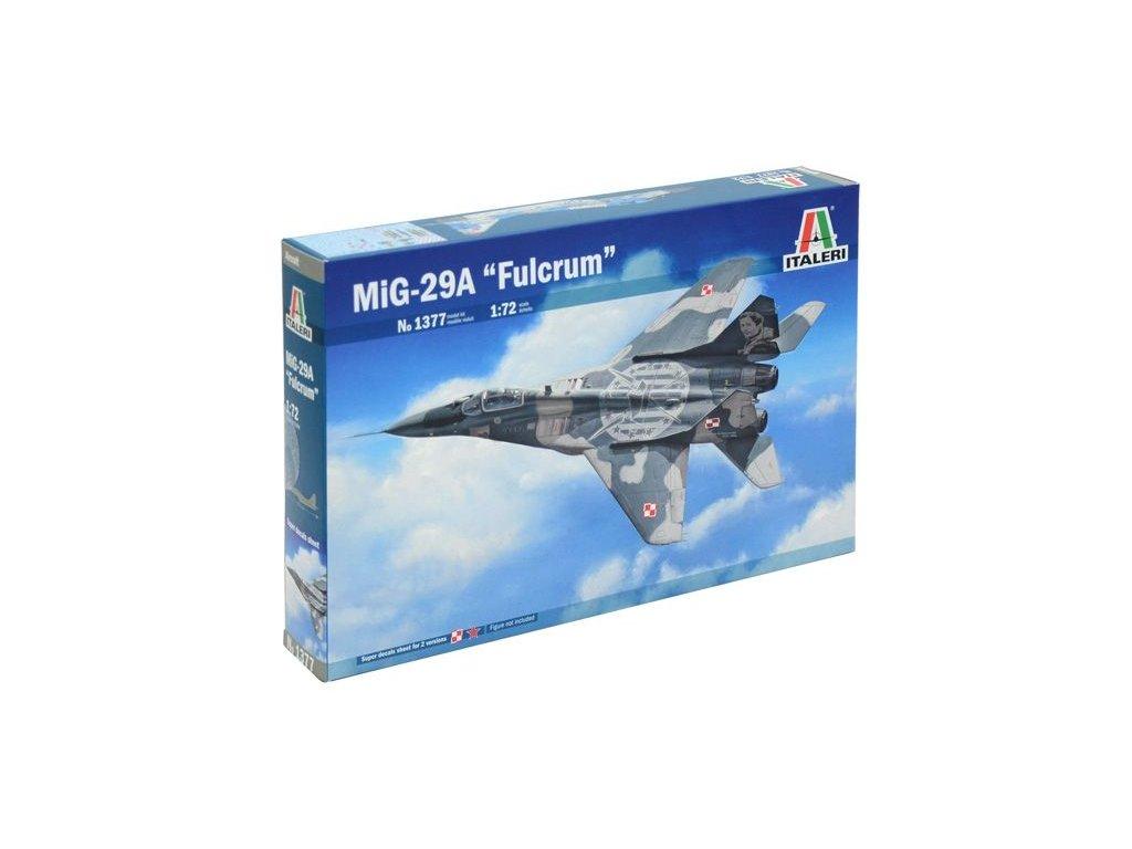 """MiG-29A """"Fulcrum"""" 1:72"""