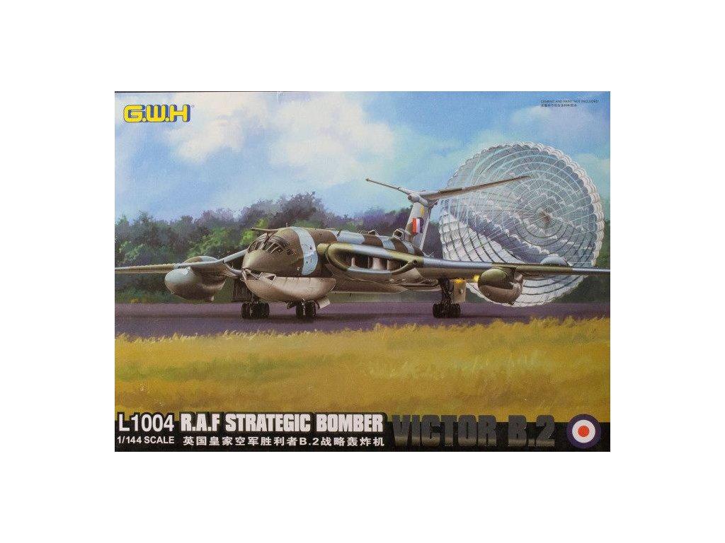 R.A.F. Strategic Bomber VICTOR B2 1:144
