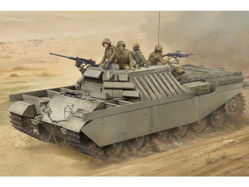 IDF APC Nagmashot 1:35