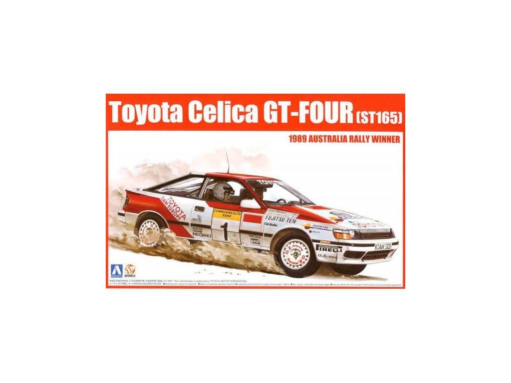 Toyota Celica St165 Kankkunen - Australia - 1989 1:24