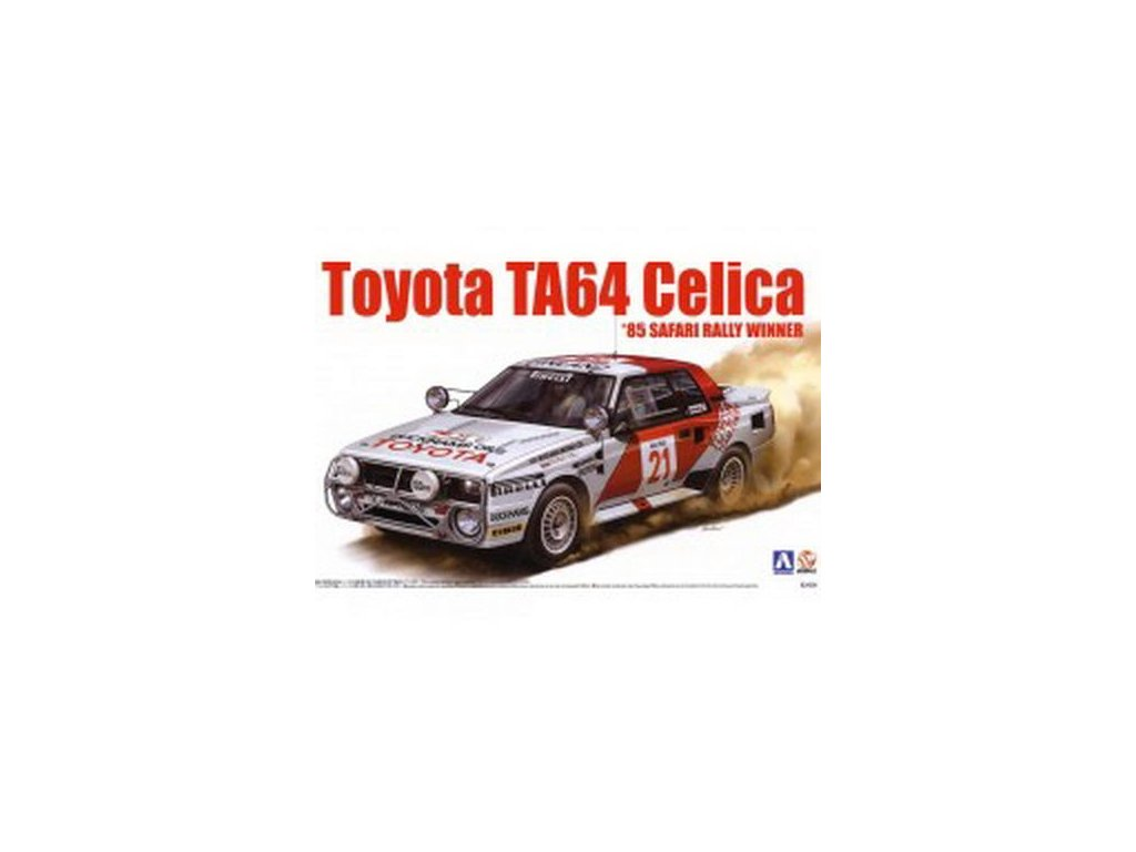 Toyota Celica St165 Safari - 1990 1:24