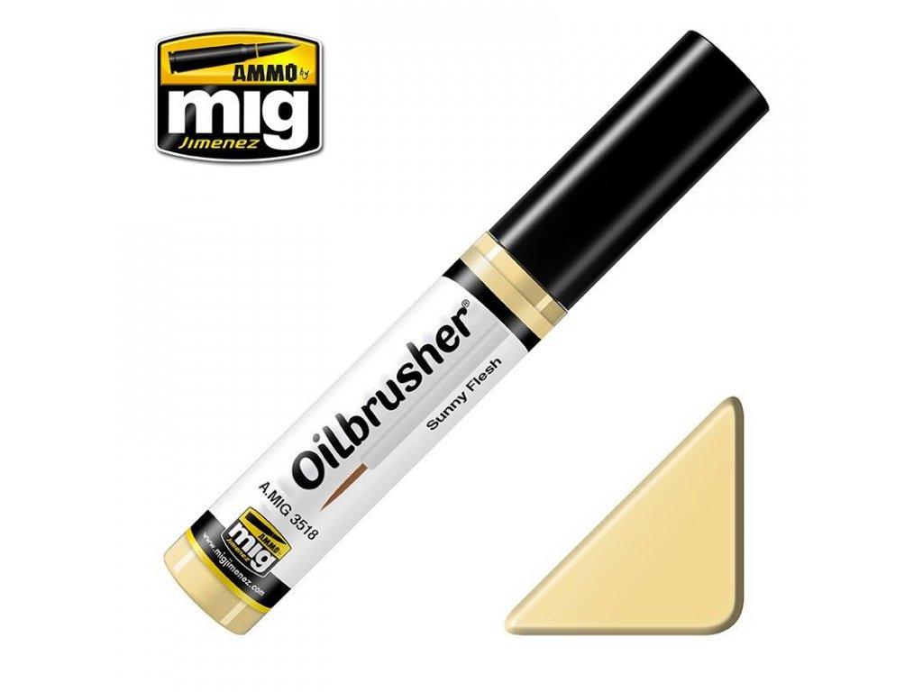 Oil Paint - Sunny Flesh