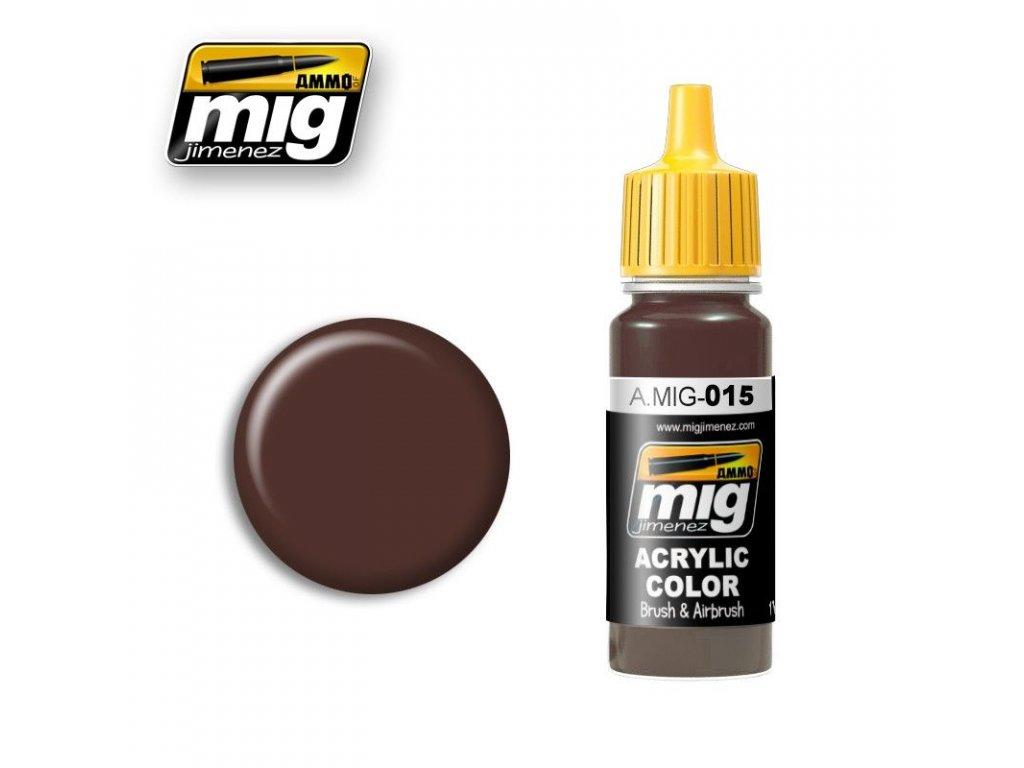RAL 8017 Schokobraun / čokoládovohnedá