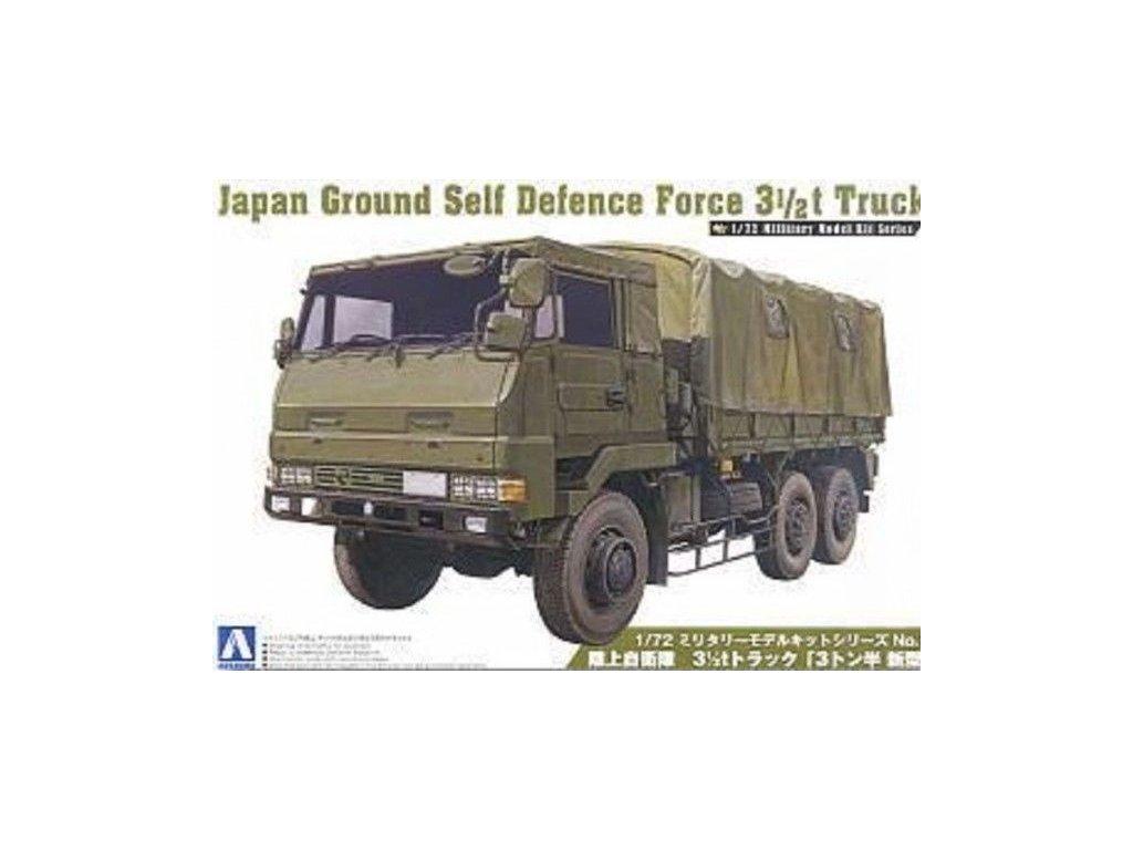 JGSDF 3.5t Truck 1:72