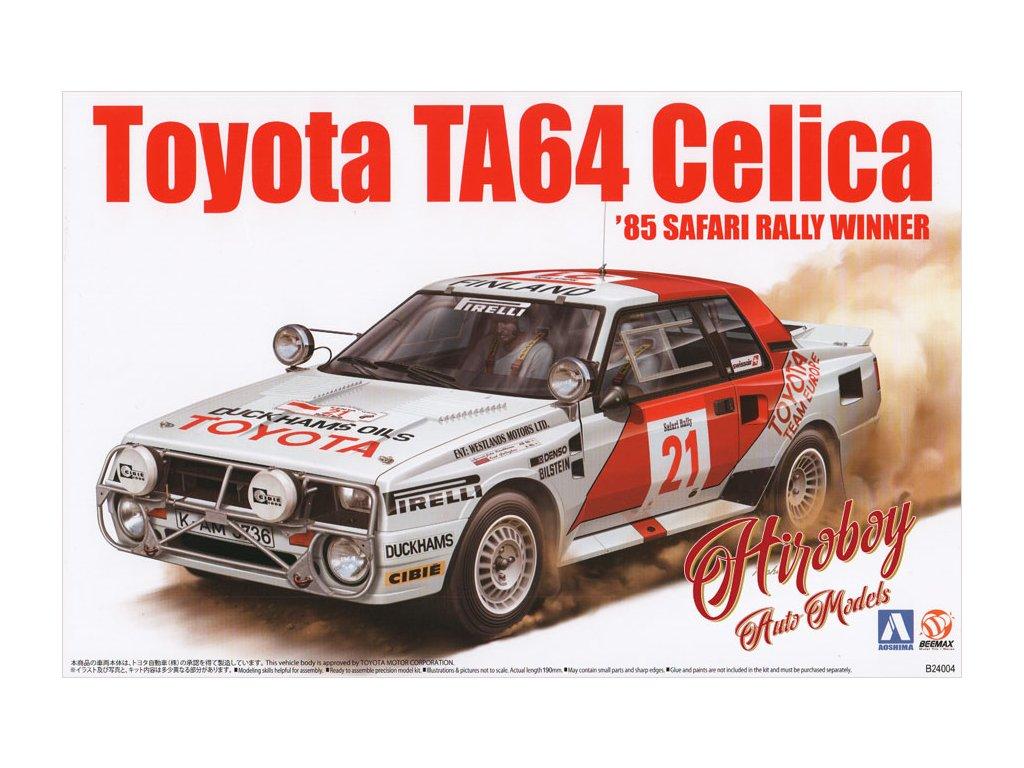 Toyota Celica TA64 1:24