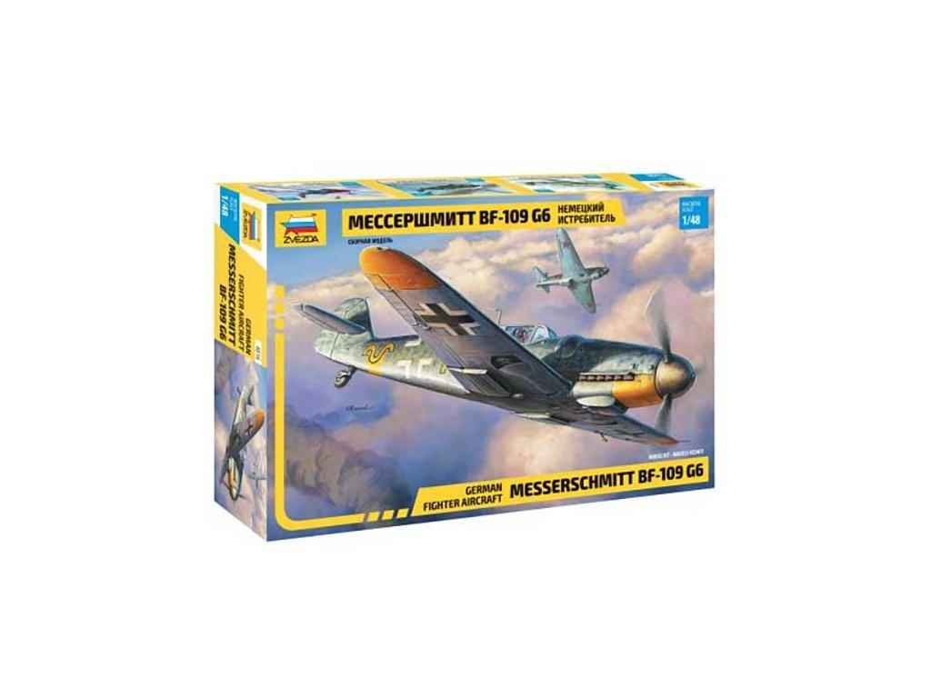 Messerschmitt Bf-109G-6 1:48