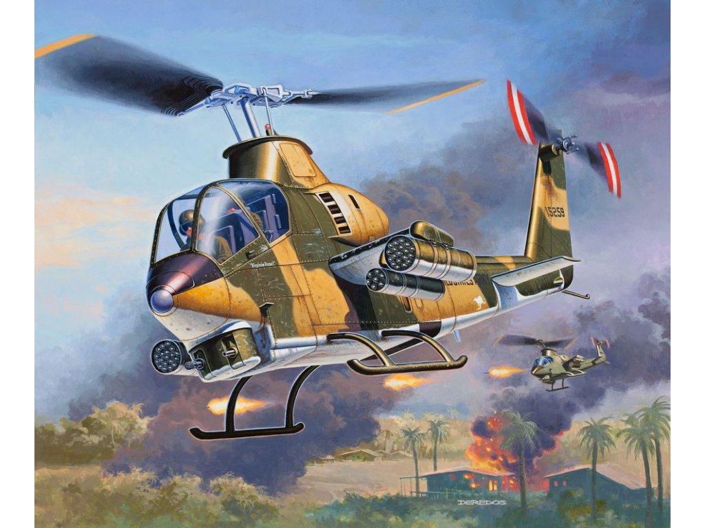 Bell AH-1G Cobra 1:100